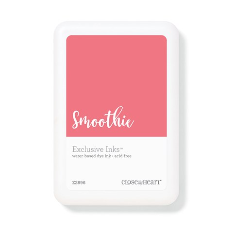 Smoothie Exclusive Inks™ Stamp Pad (Z2896)