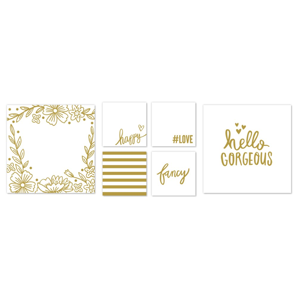 #Life™ Overlays—Gold