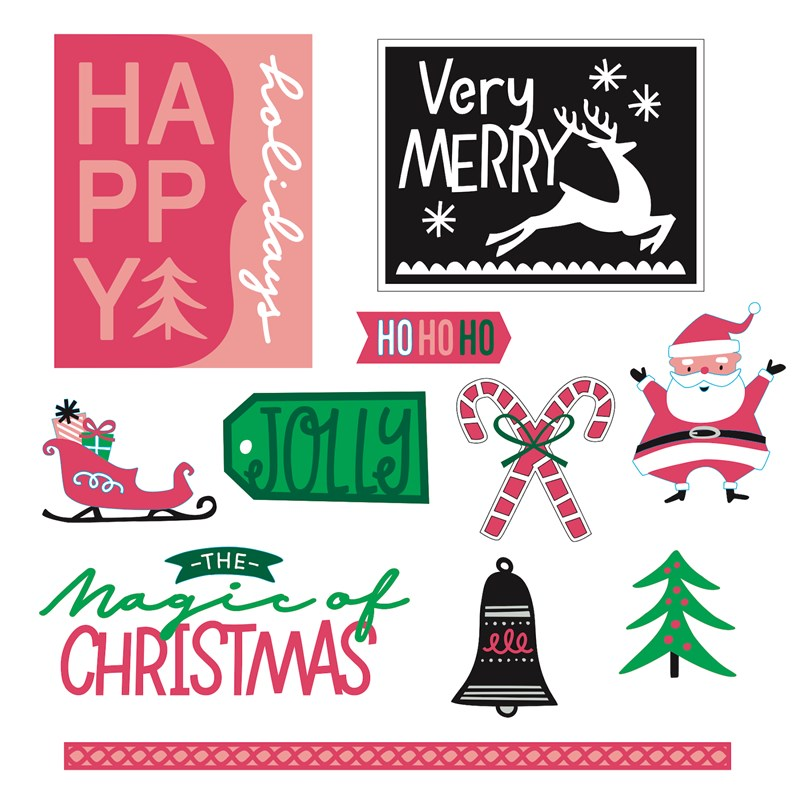 Cricut® Jingle Joy Collection