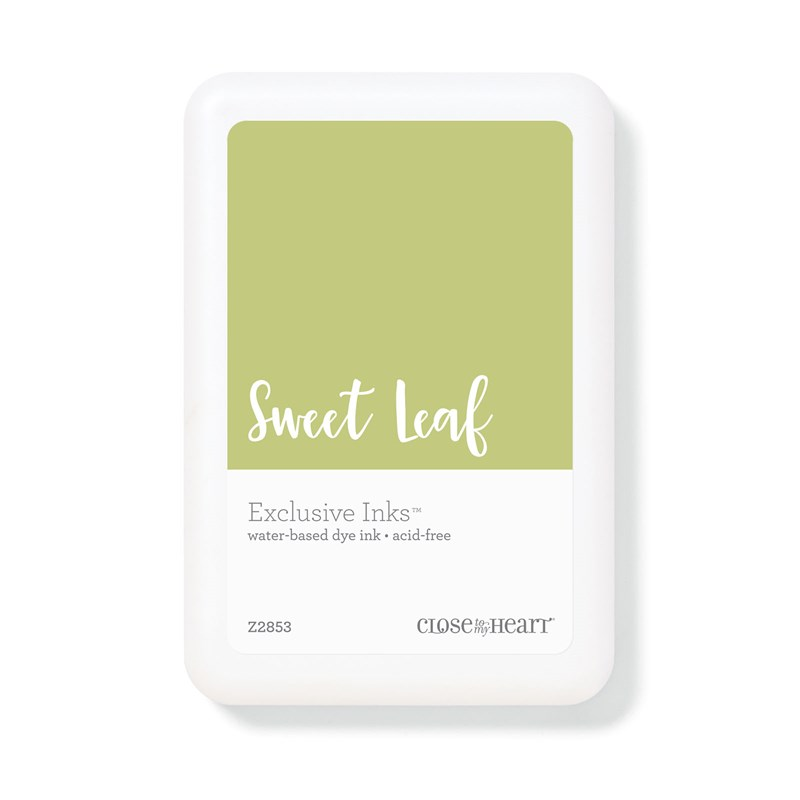 Sweet Leaf Exclusive Inks™ Stamp Pad