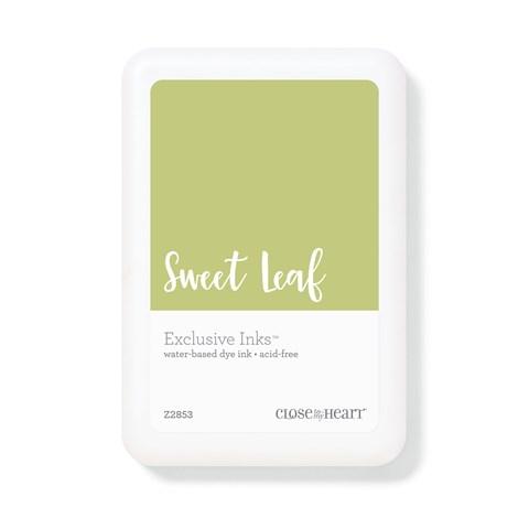 Sweet Leaf Exclusive Inks™ Stamp Pad (Z2853)