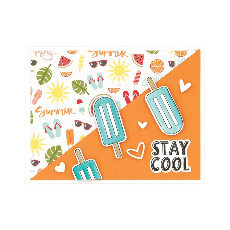 Summer Vibes Cardmaking Workshop Kit