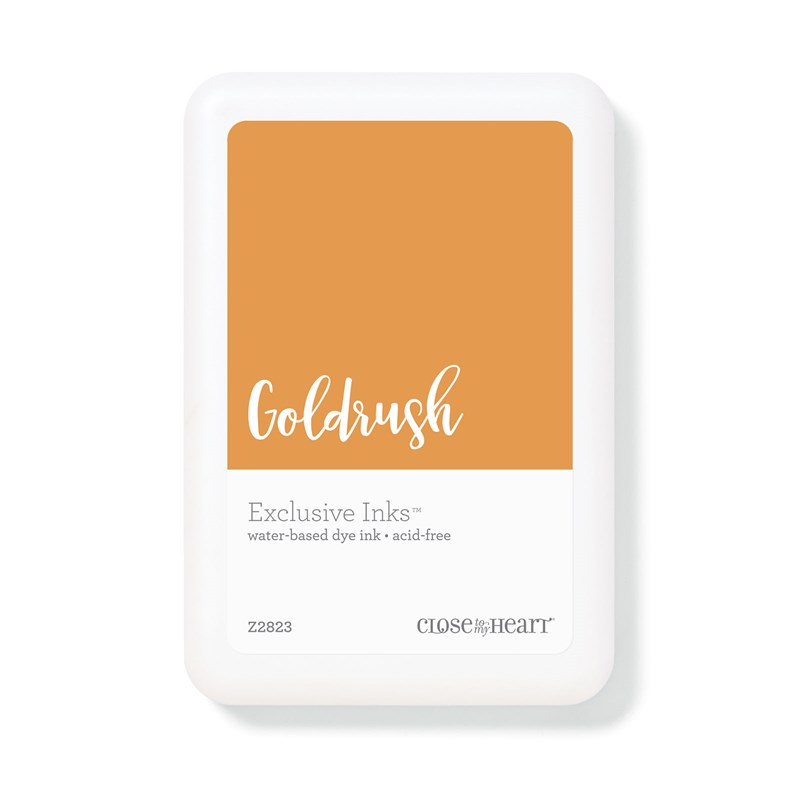 Goldrush Exclusive Inks™ Stamp Pad