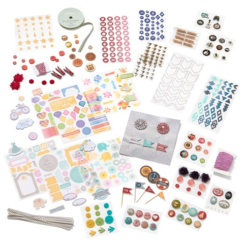 Ultimate Embellishments Bundle (CC1316)