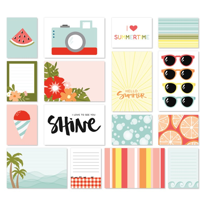 Summer Vibes Picture My Life™ Cards