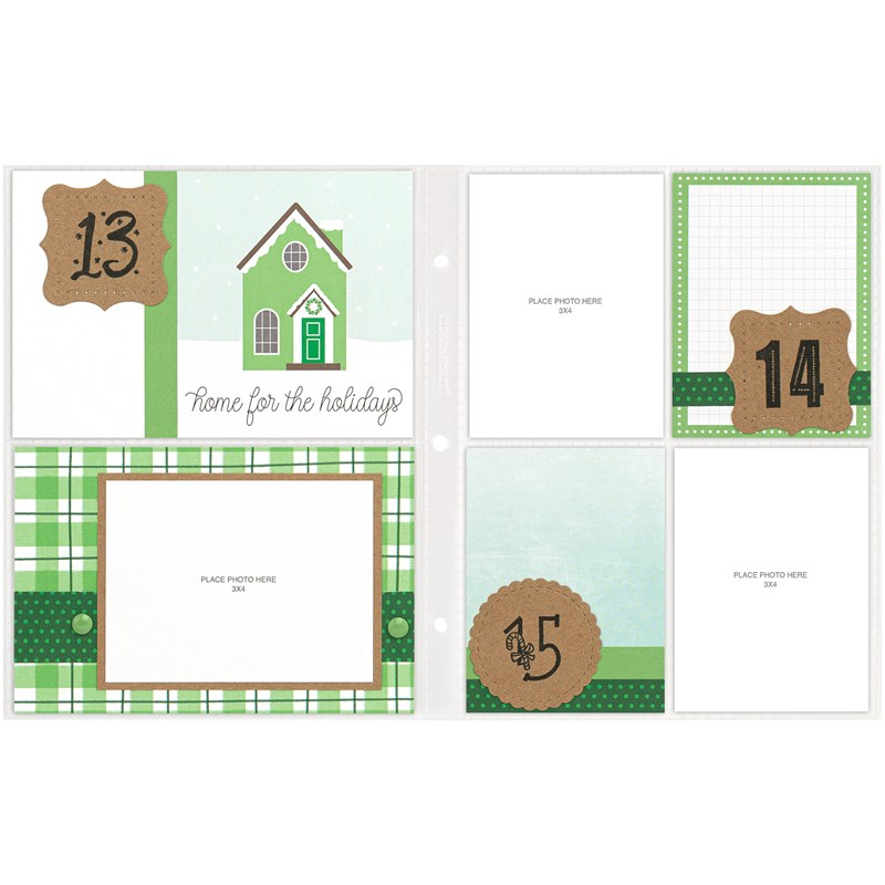 Days of December Workshop Kit with Stamp + Thin Cuts