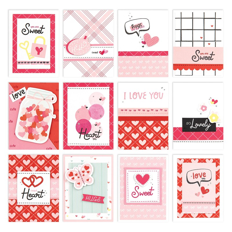 Oh My Heart Workshop Kit without Stamp Set