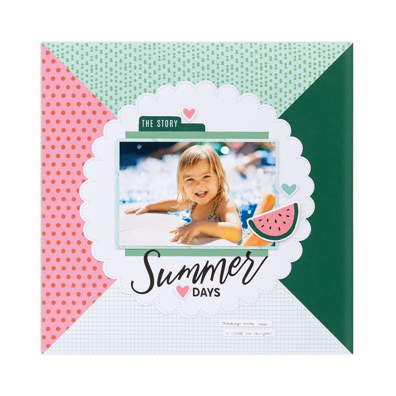 Reasons to Smile Calendar Kit with Stamp Set