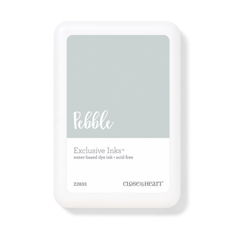 Pebble Exclusive Inks™ Stamp Pad (Z2833)