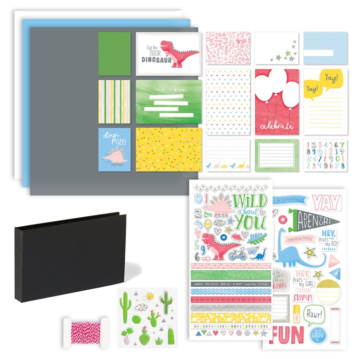 Wild About You Mini Book Workshop Kit (CC4191)