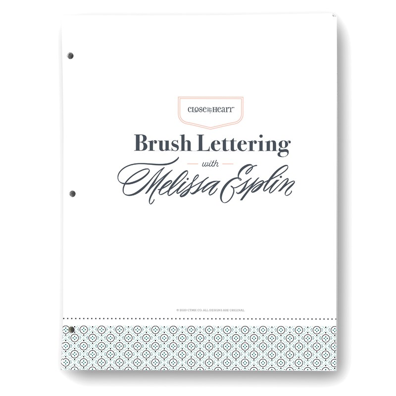 Brush Lettering with Melissa Esplin