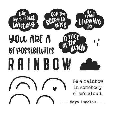Be a Rainbow (D1813)