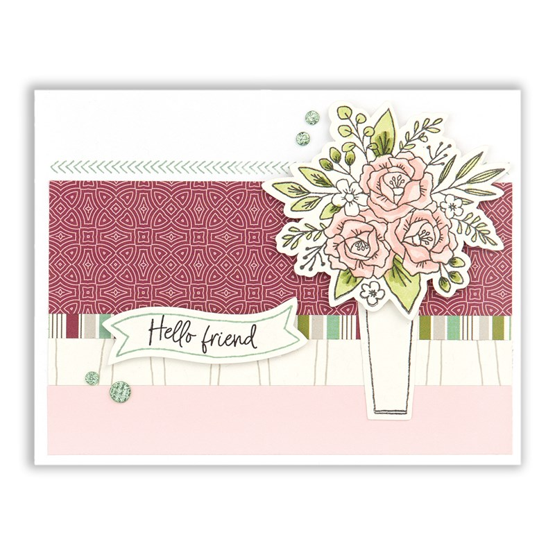 Spruced Up Cardmaking Workshop Kit
