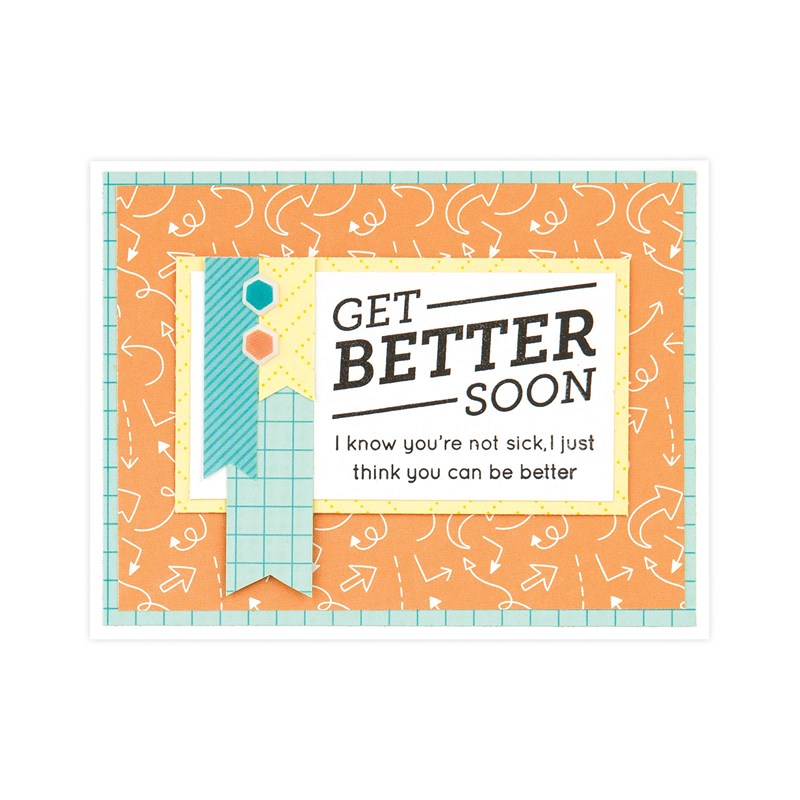 Cheerful Humor Cardmaking Workshop Kit
