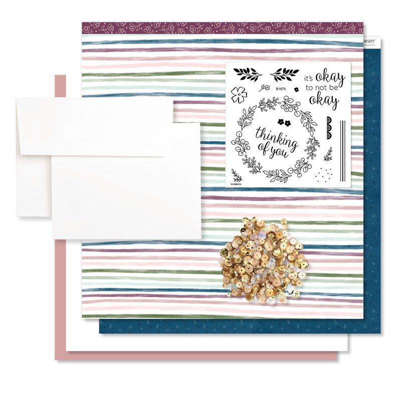 Workshops Your Way® Thinking of You Cardmaking Kit