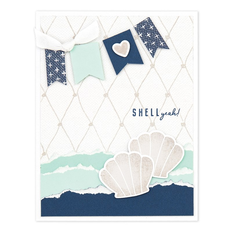 Seas the Day Cardmaking Workshop Kit