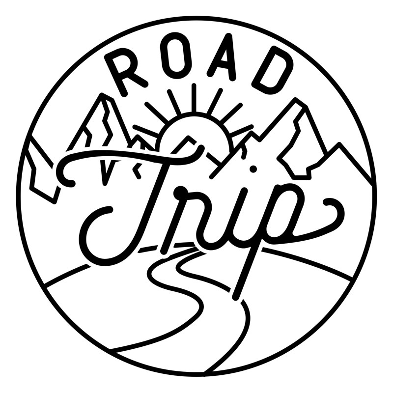 Road Trip Digital Art