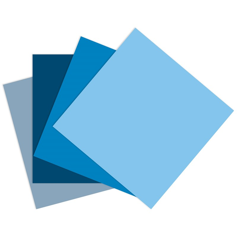Blue Cardstock Bundle (CC3218)