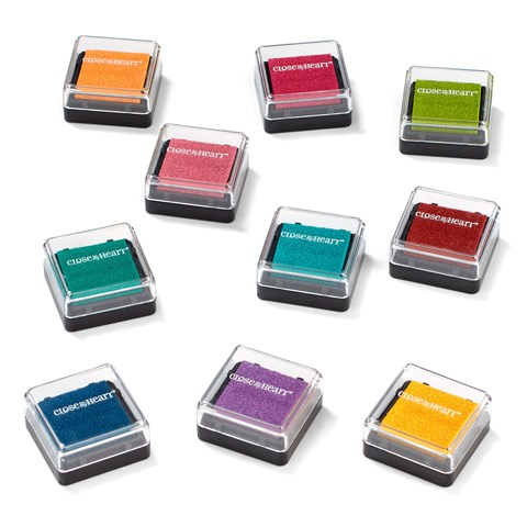 Adventure Exclusive Inks™ Mini Pigment Pad Set (Z2506)