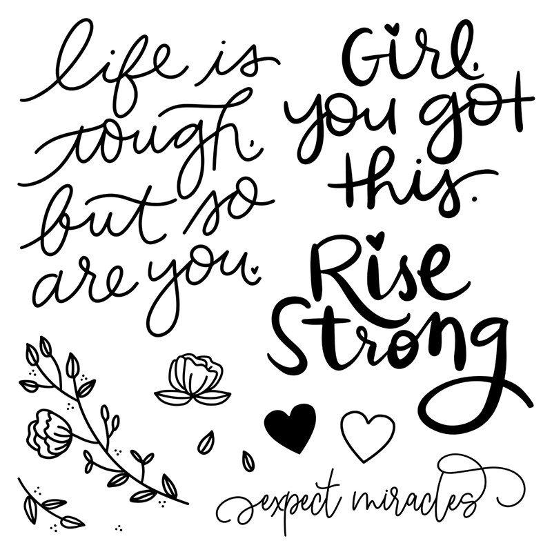 Rise Strong