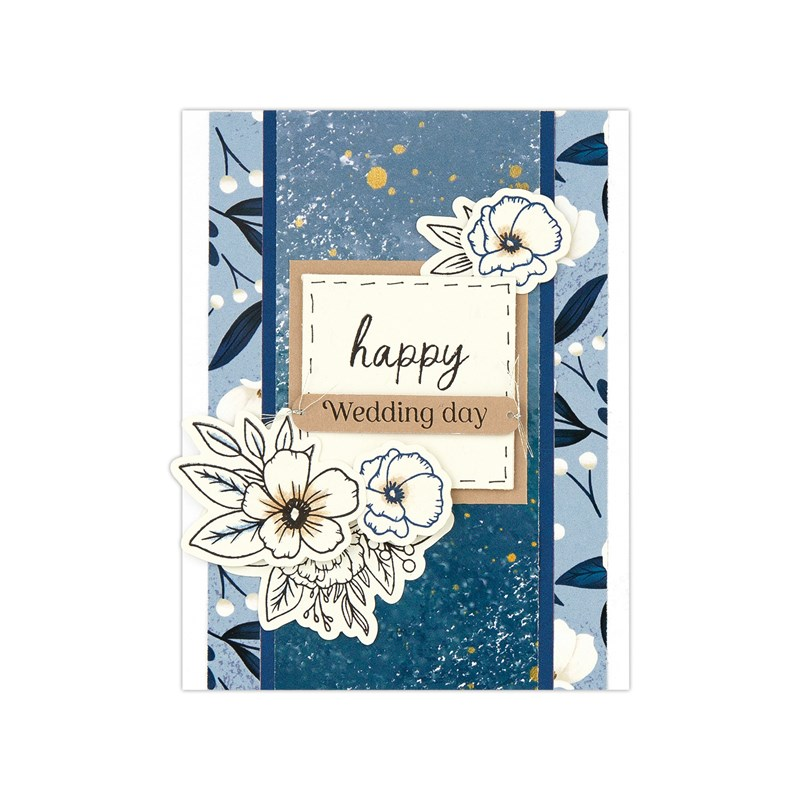 Serenity Cardmaking Workshop Kit