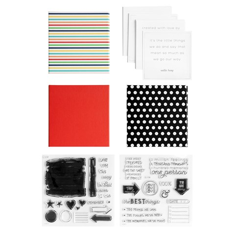 Story Starter Workshop & Stamp Bundle (CC12187)