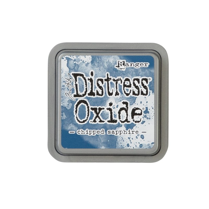 Chipped Sapphire Distress Oxide™ Ink Pad
