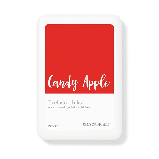 Candy Apple Exclusive Inks™ Stamp Pad (Z6509)