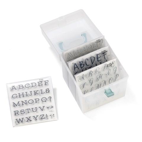 Alphabet Stamps Bundle (CC1254)