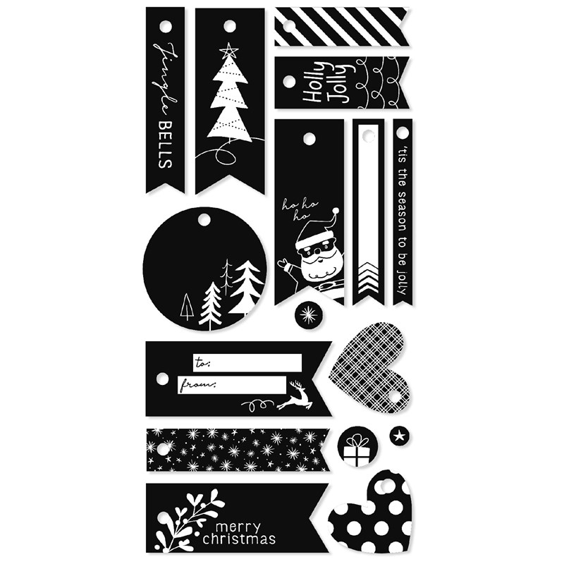 Jingle Joy Die-cuts