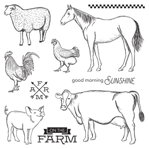 Farm Animals (CC61930)