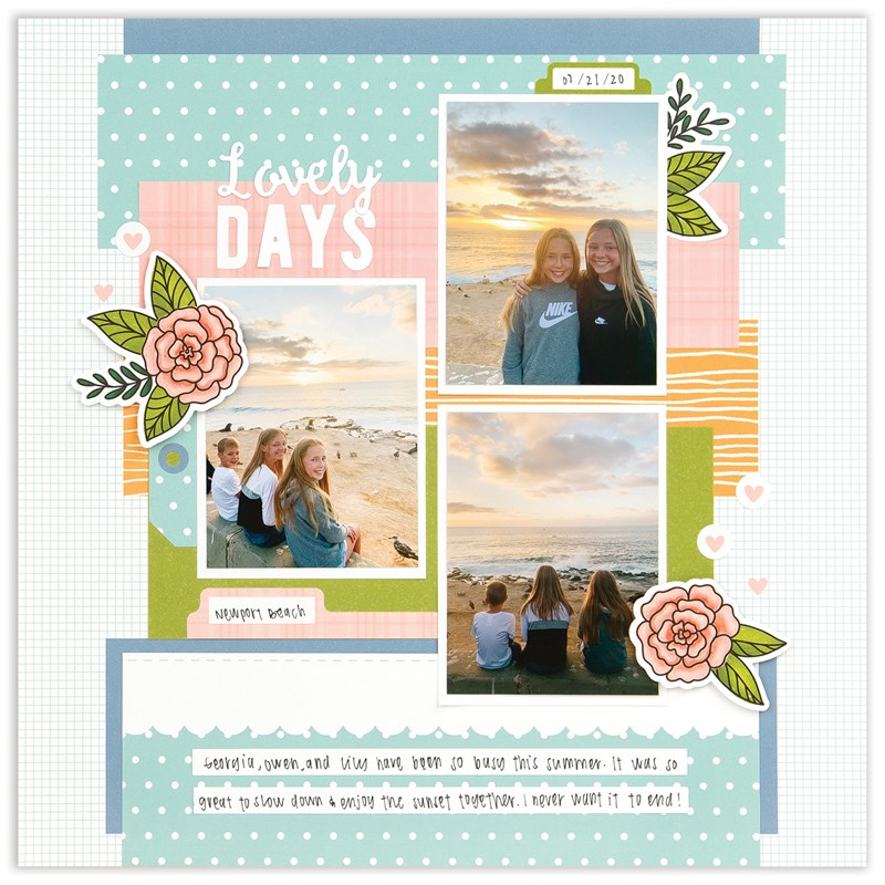 Moments like These Cut Above® Layout Kit