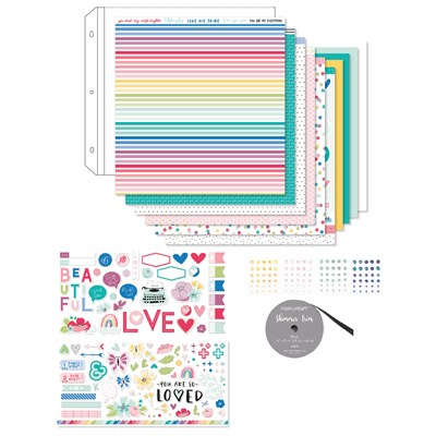 #CTMHVandra, #ctmhiheartus, Rainbow, flowers, wonderful, hearts, shimmer, glitter paper, 3D Foam, Valentine, Birthday, thank you, thank you, Workshops Your Way, cardmaking, Vandras online card club,