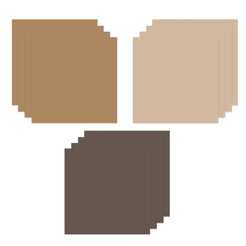 Brown Cardstock Bundle (CC6181)