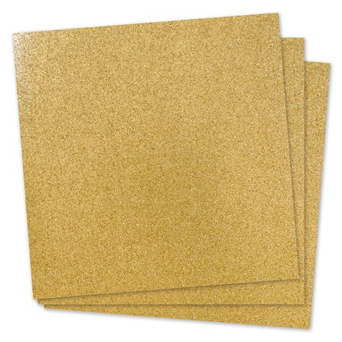 Gold Glitter Paper (Z3238)