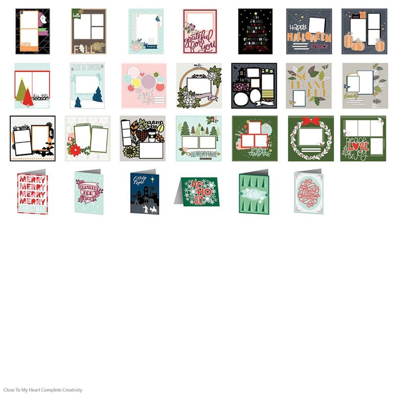 Cricut® Complete Creativity Digital Collection