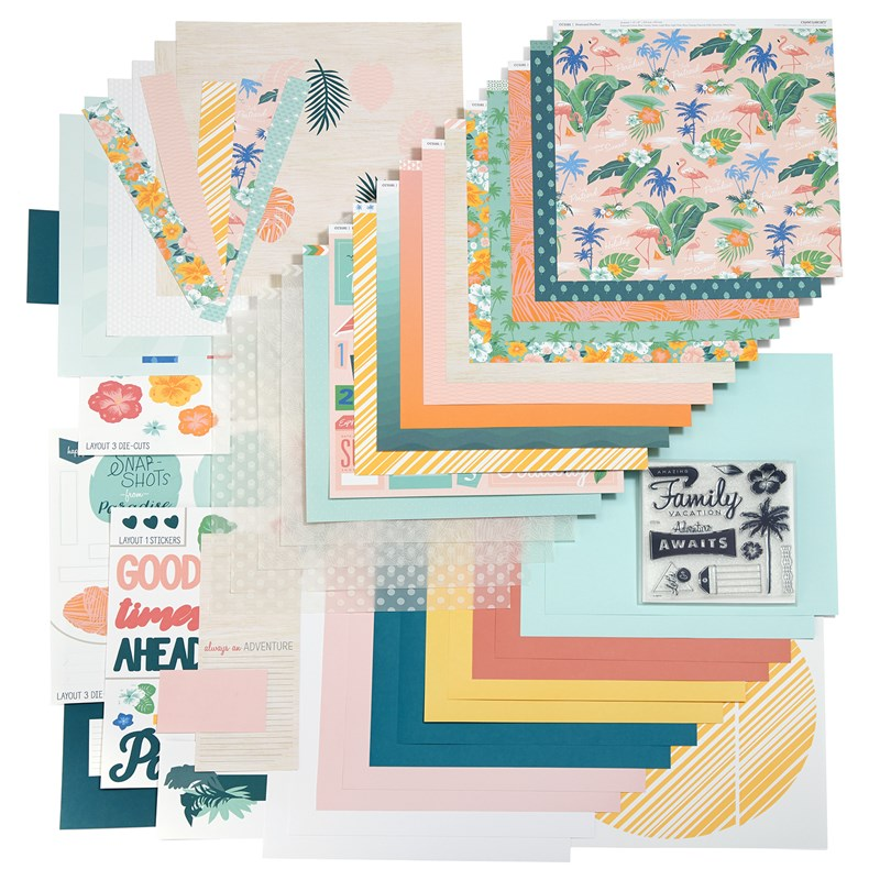 Postcard Perfect Bundle