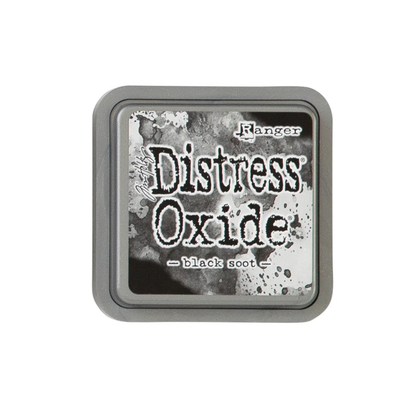 Black Soot Distress Oxide™ Ink Pad