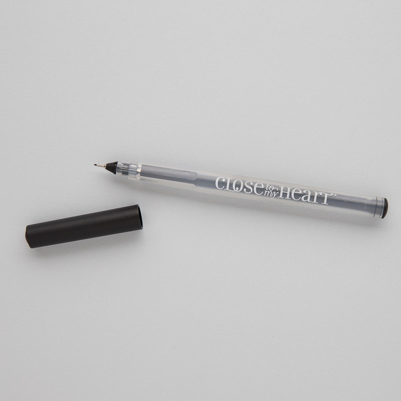 Black Journaling Pen (.03)