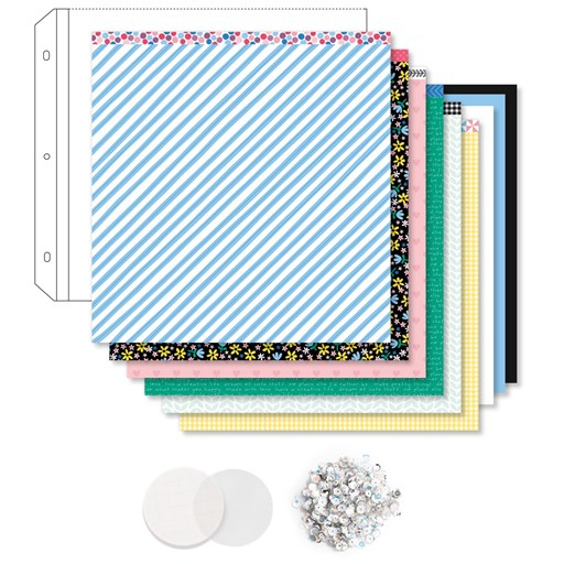 Craft On Deluxe Scrapbooking Workshop Kit (without stamp set or Thin Cuts) (Z4515)