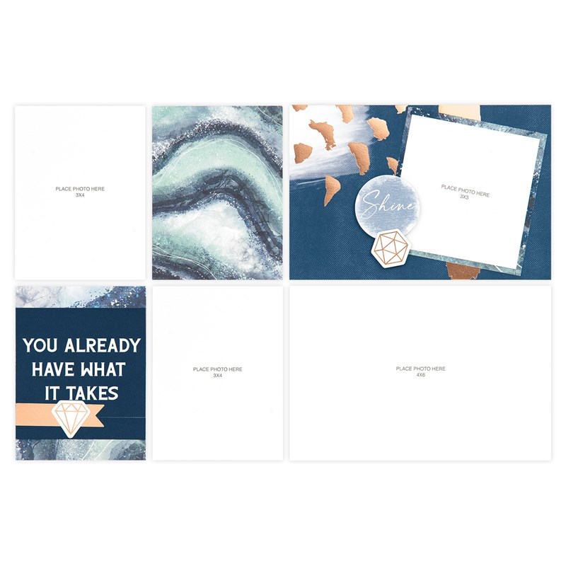 You Are Enough Album Workshop Kit