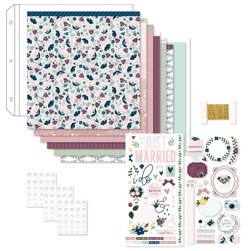 Workshops Your Way® True Love Scrapbooking Kit