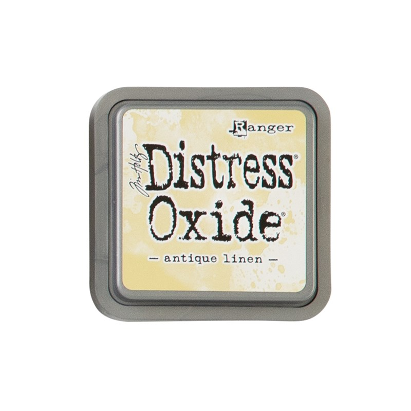 Antique Linen Distress Oxide™ Ink Pad