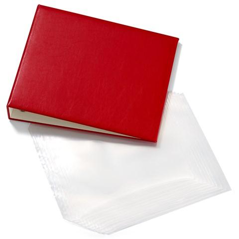 Red My Legacy™ D-Ring Album + Memory Protectors™ (CC1453)