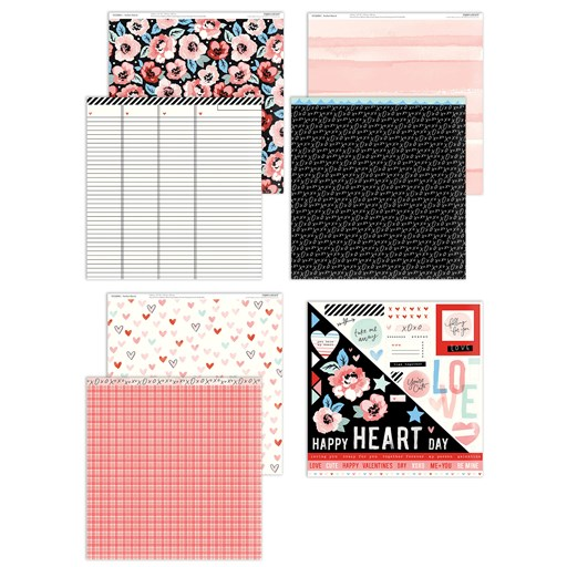 Perfect Match Paper Packet + Sticker Sheet (CC12202)