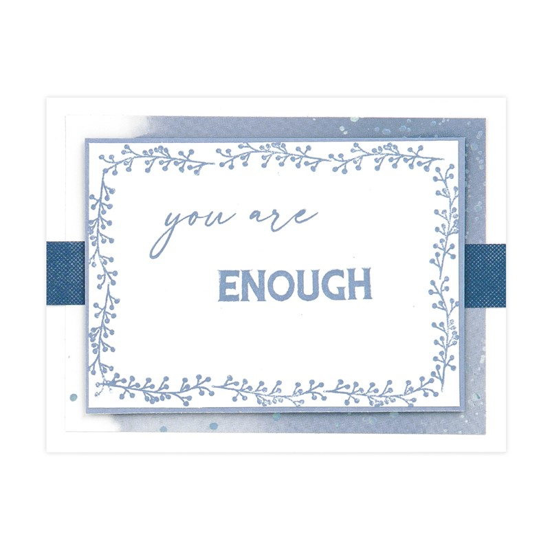 You Are Enough Cardmaking Workshop Kit
