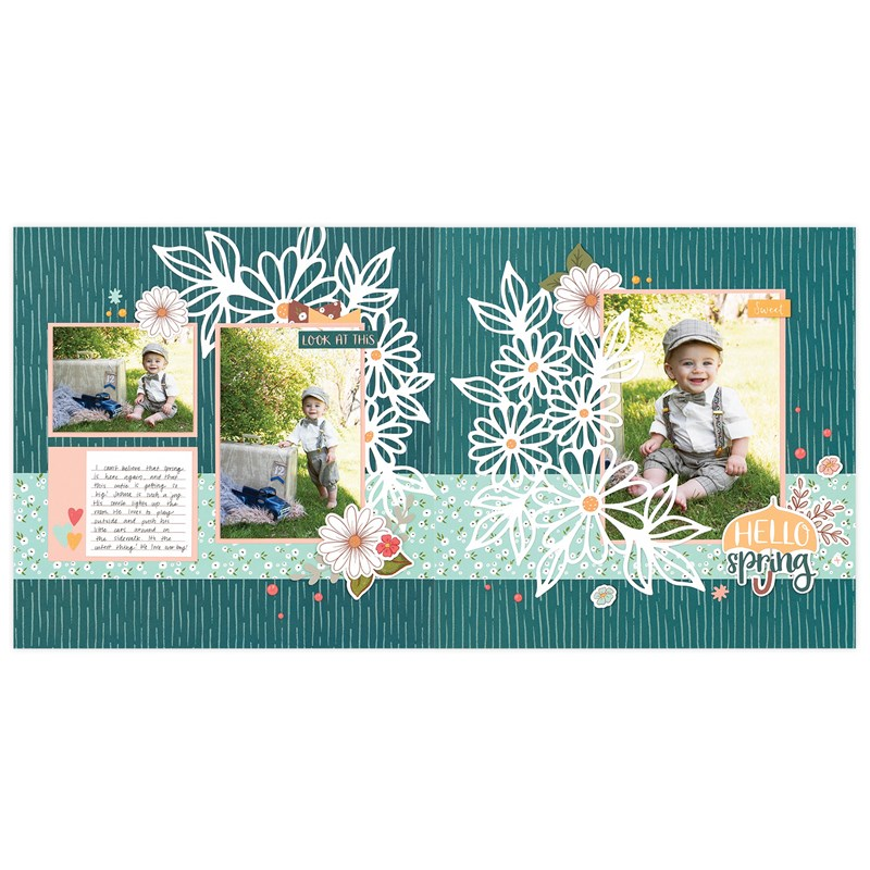 Daisy Meadows Scrapbooking Workshop Kit