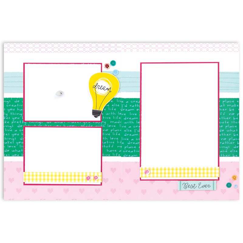Craft On Everyday Life™ Album Workshop Kit