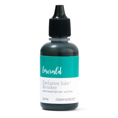 Emerald Exclusive Inks™ Re-inker (Z2706)