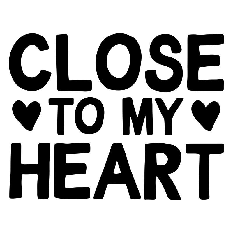 Close to My Heart Digital Art